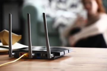 Wi-Fiルーターの再起動