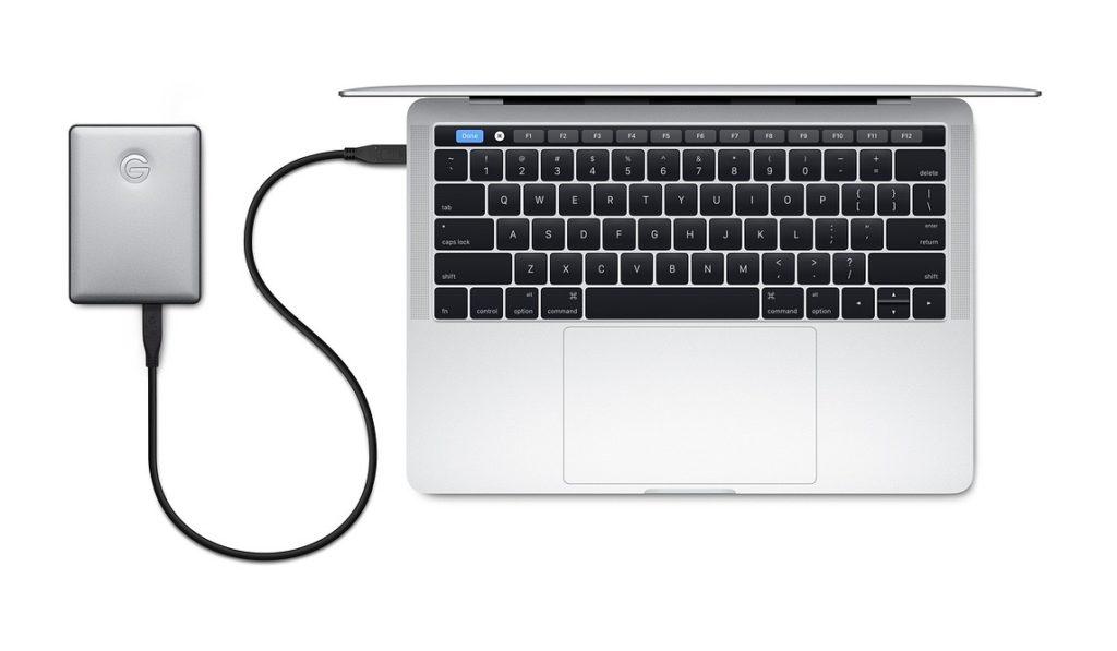 G-Technology HDD